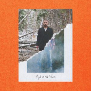 Justin Timberlake man of the wood