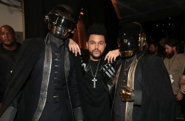 The Weeknd y Daft Punk