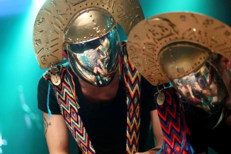 La Tostadora, el duo electrónico que te hará bailar…