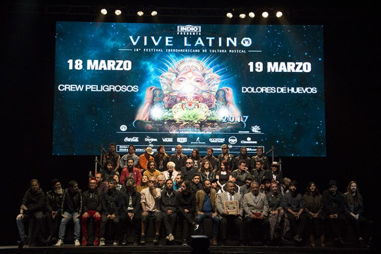 ¿Qué sorpresas nos tiene el próximo Vive Latino 2017?