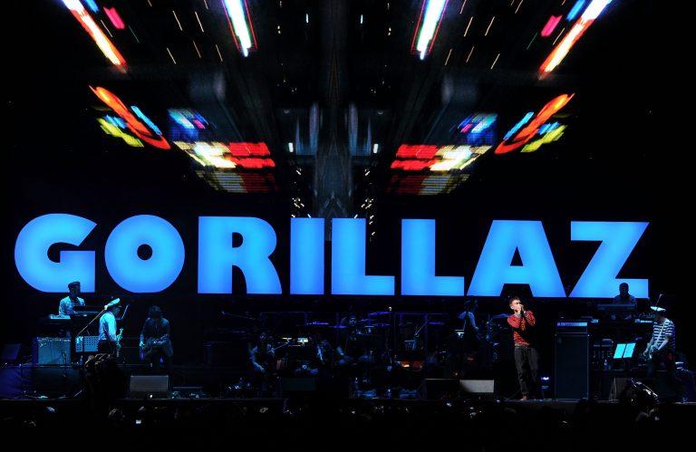Checa aquí todos los detalles de lo nuevo de Gorillaz