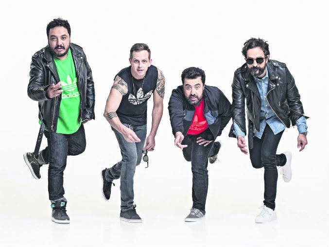 Molotov grabará disco unplugged en abril