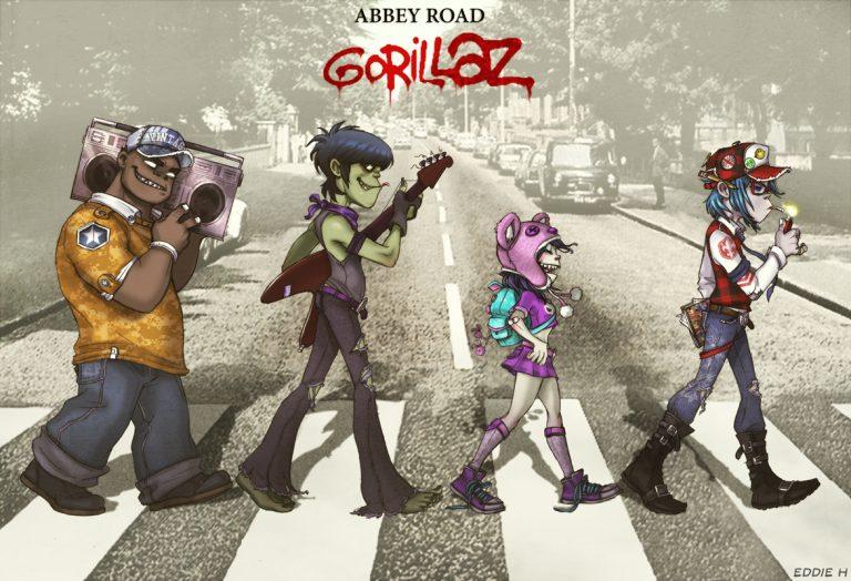 ¡No te pierdas la entrevista en vivo con Gorillaz!