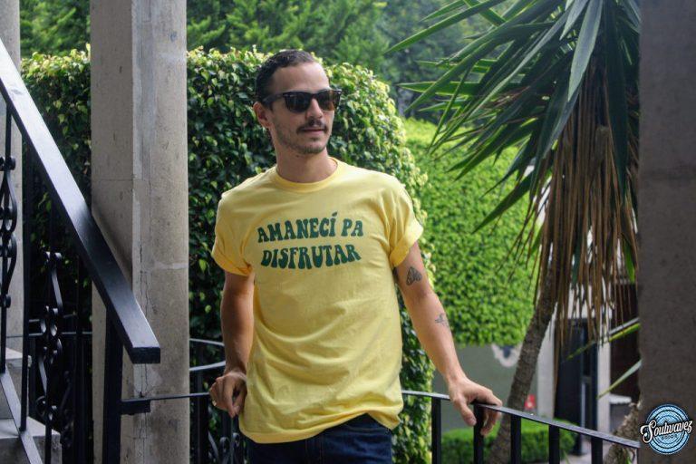 Caloncho sigue cosechando éxitos y se prepara para show en El Plaza Condesa