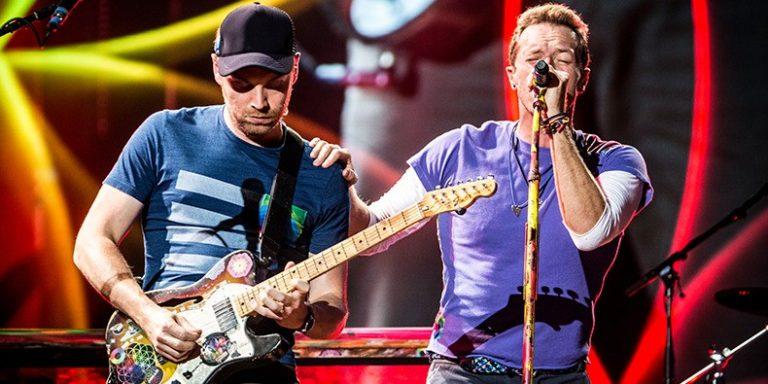 Coldplay estrenó la canción 'Houston' en solidaridad a Texas