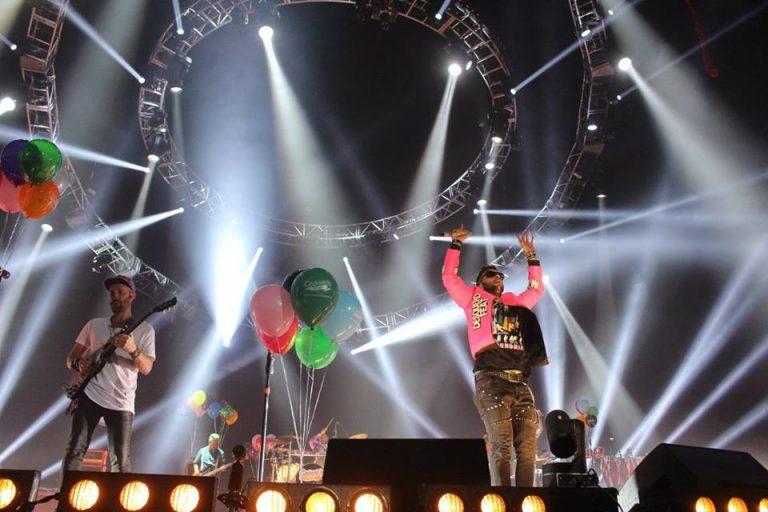 Los Caligaris ofrecieron el Show más feliz del mundo en la CDMX
