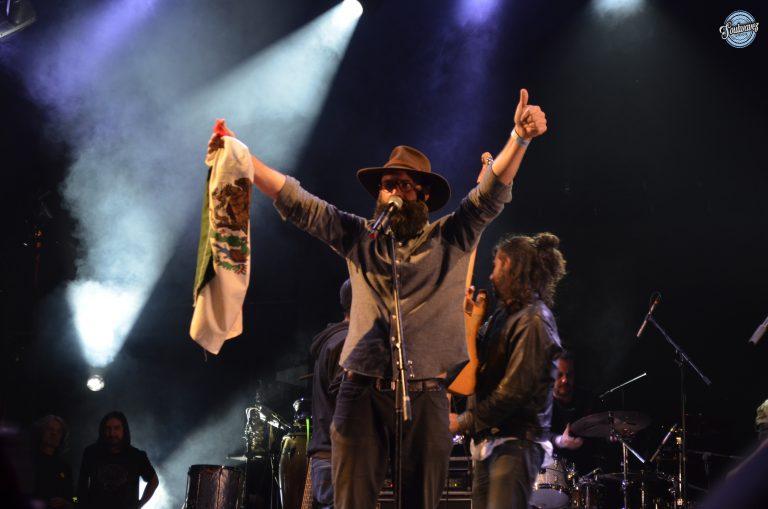 Festival 19S, una replica de solidaridad en la Carpa Astros