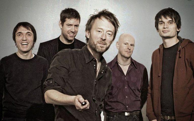 Radiohead complete, el próximo cancionero de la banda británica