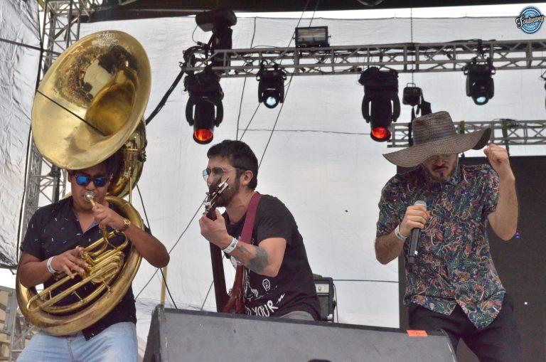 El Festival llenó a Cuernavaca de reggae y rock