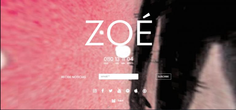 El nuevo álbum de Zoé está en camino