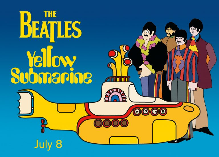 Yellow Submarine regresa a cines por su 50 aniversario