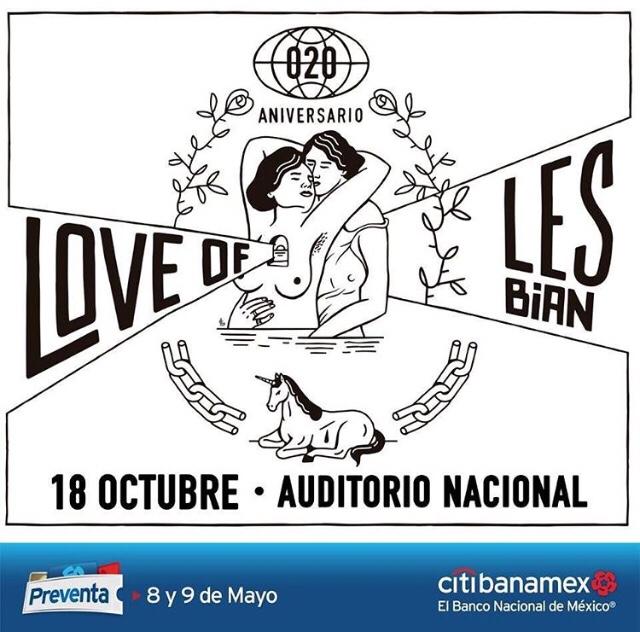 Love of lesbian flyer