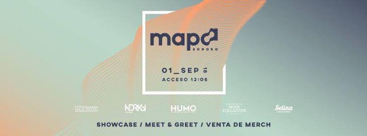 Mapa Sonoro: Showcase y Meet & Greet