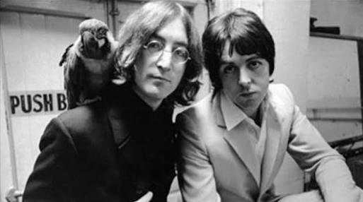 Los hijos de Lennon y McCartney se toman foto juntos, mira el parecido