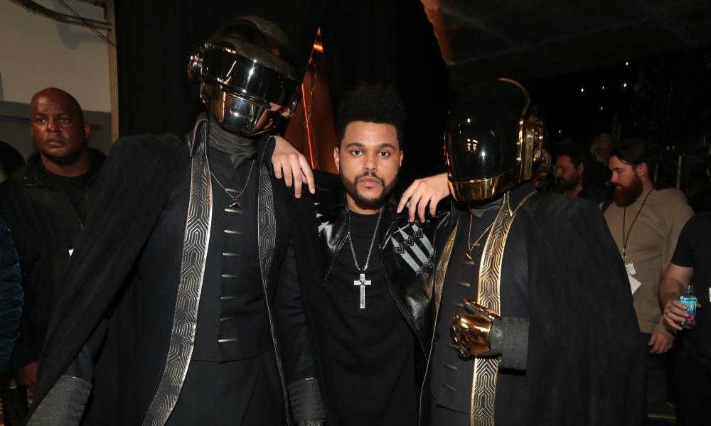 The Weeknd y Daft Punk