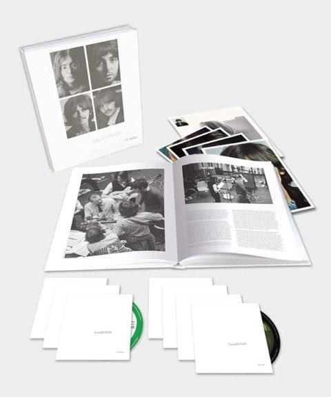 Paul McCartneyyRingo Starrlanzarán una edición de lujo del disco The White Album de'The Beatles'