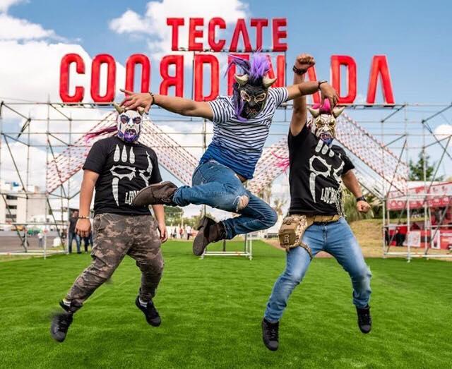 Festival Tecate Coordenada 2018 día 2 de 2