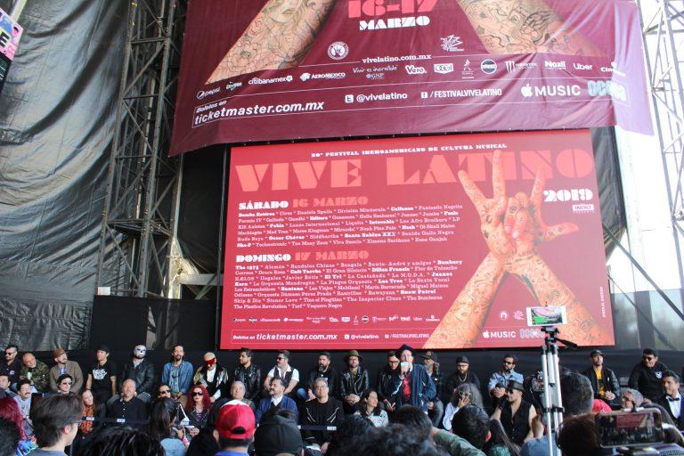 Las sorpresas que nos tiene Vive Latino