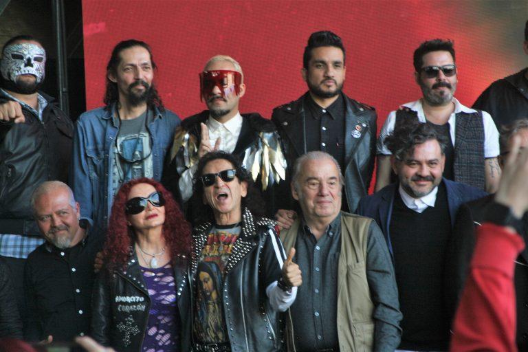 """""""El Rock Sí Tiene la Culpa"""" celebra los 20 años del Vive Latino"""