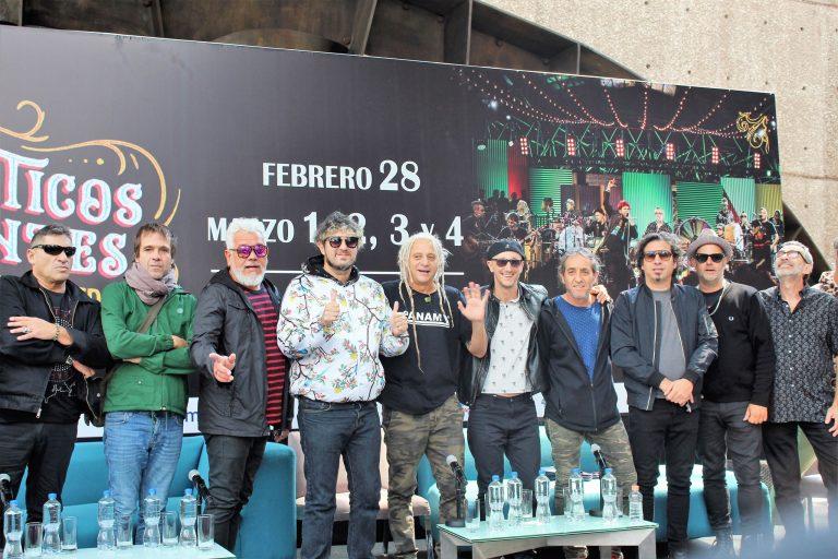 Los Auténticos Decadentes: transforman su música para hacer una fiesta nacional