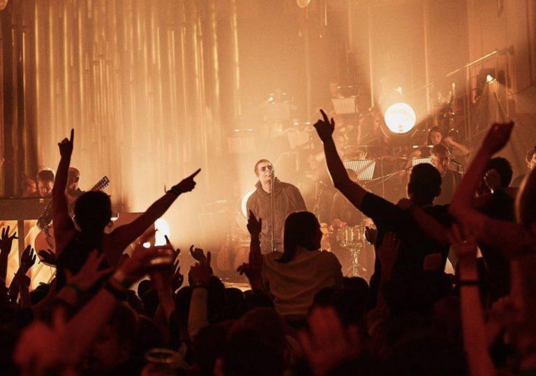 Liam Gallagher lanzará su MTV Unplugged