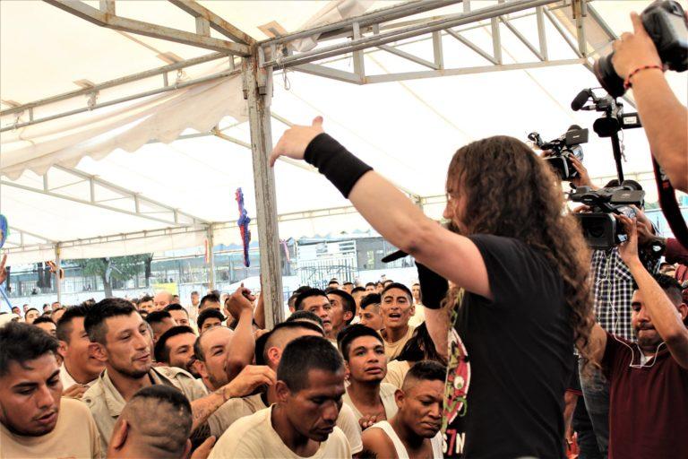S7N y el rock como mejora social