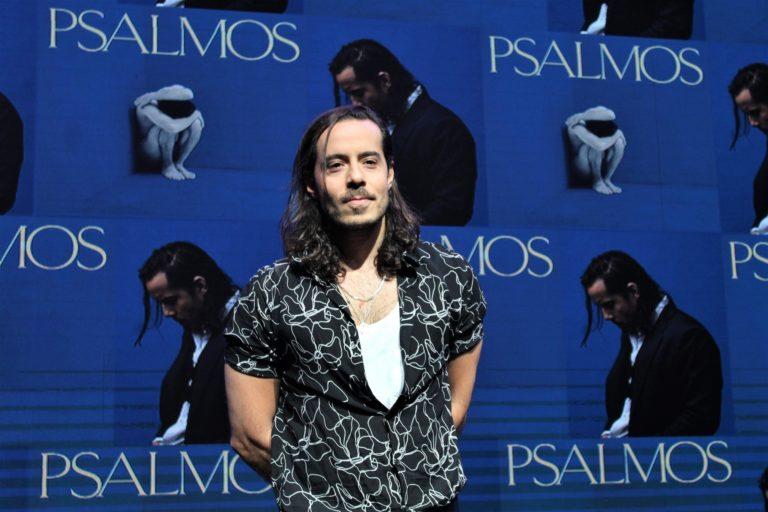 José Madero ahora cantará Psalmos
