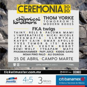 ceremonia 2020 flyer