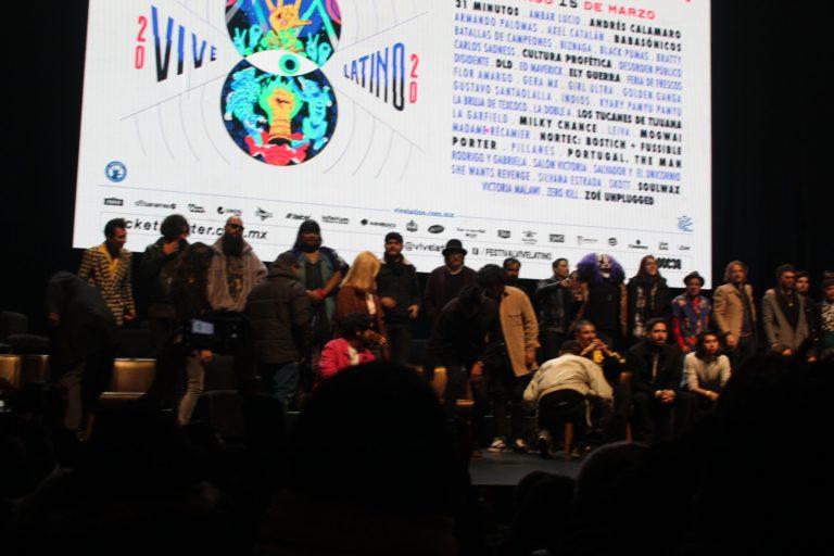 Vive Latino a punto de dar un paso evolutivo en su edición 2020