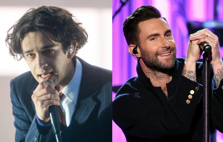Maroon 5 acusa a The 1975 de plagio a través de Twitter