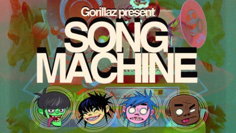 """""""Song Machine Theme Tune"""" el nuevo teaser de Gorillaz"""